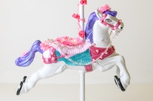 Pauline's Photography, carousel horse